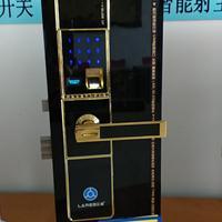青岛众音指纹密码智能门锁ML302带OLED显示器
