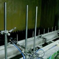 塑胶高光uv自动化喷涂加工的工作流程