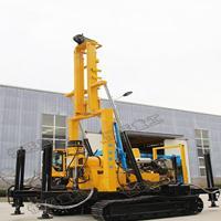 XY-3履带水井钻机,地质勘探取芯机,农田灌溉打井机