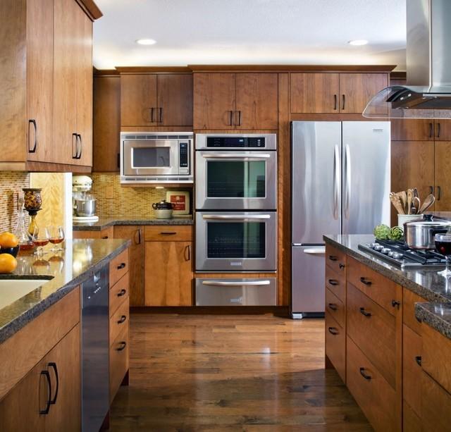客厅嵌入式冰箱 冰箱嵌入式装修到底好不好