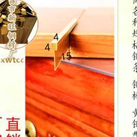 上海市地坪装饰铜条花岗岩镶嵌铜条水磨石塑料条仿铜条夜光石子