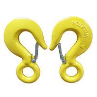 G80级美式环眼安全钩吊钩抓钩索具配件规格齐全