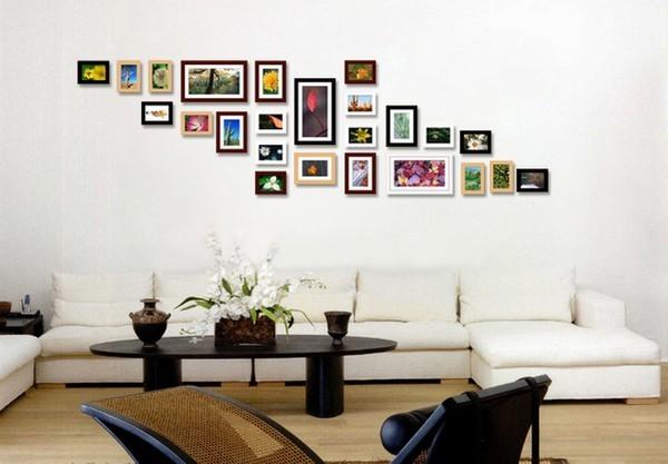 9张照片墙的设计和摆放 照片墙怎么设置?