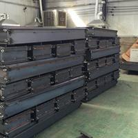 双槽电缆槽钢模具 梯形灌溉槽模具 模具加急制造