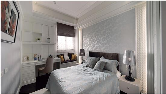 装修房子不建议贴墙布 房屋装修贴墙布好还是喷乳胶漆好