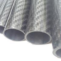 广州碳纤维管生产厂家碳纤维圆管