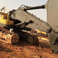 改装钩机岩石臂、挖掘机大钩子改装、鹰嘴钩、破石钩子、岩石臂厂