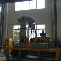 铁件除锈***喷砂机汽车架处理通过式抛丸机打砂机厂家