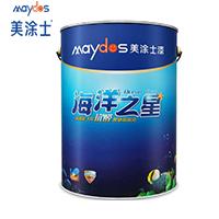 美涂士海洋之星硅藻泥3代抗醛健康墙面漆内墙乳胶漆油漆十大品牌