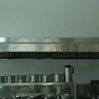 柞水厂家供应饭店不锈钢烟罩一米价格