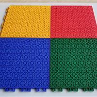 大连拼装篮球场悬浮地板,幼儿园拼装悬浮地板厂家