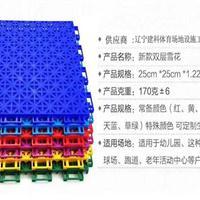 丹东拼装篮球场悬浮地板厂家直销【安全,环保】量大优惠