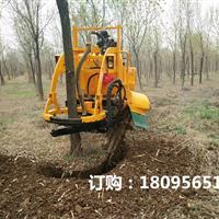 三普挖树机 带土球挖树机器 挖大树挖树机械