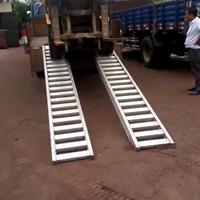 钻探机铝爬梯,钻探机爬梯,重型150钻机铝爬梯10T以内定制生产
