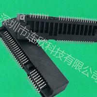 MINI PC连接器52P高5.2/6.7/9.0/9.9/10.0MM规格齐全