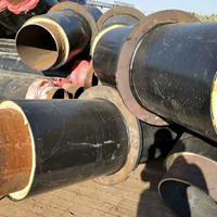 聚氨酯预制保温管,预制聚氨酯保温管厂家