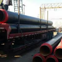 钢套钢直埋保温管,预制聚氨酯直埋保温管施工重点
