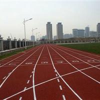 建科体育,长春塑胶跑道施工,公园小区健身步道彩色弹性地面施工