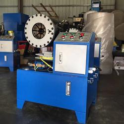 自动化钢管缩管机品质售后无忧 钢管压管机专业压套头设备