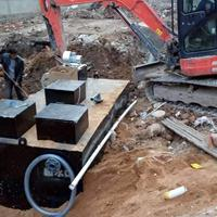 老旧乡镇污水处理站改造升级