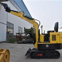 多功能挖掘装载机 果园小型履带挖掘机工程挖沟用微型挖掘机