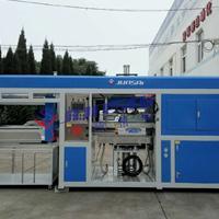 骏精赛全自动冰箱门板吸塑机 全自动吸塑机设备