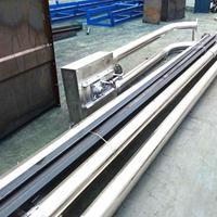 多用途碳酸粉管链输送机 六九通用型管链输送机报价Ljy8