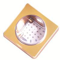 3W UV LED灯 60度石英玻璃透镜 45度玻璃透镜