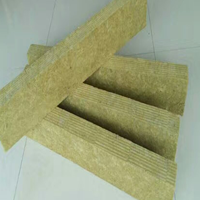 河北大城厂家A级防火隔离带岩棉板国标防腐岩棉板100kg10公分