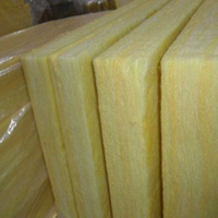 河北龙飒玻璃棉板空调暖通保温用玻璃棉板40kg 保温玻璃棉现货批