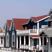 兰州生态木屋,景区木屋,木结构房屋