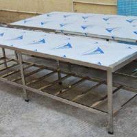 西安厂家加工不锈钢桌子