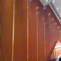 地铁站造型铝方通背景-天花吊顶U形铝方通-门头吊顶铝方通