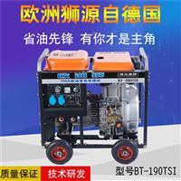 190A柴油发电电焊机B-190TSI