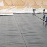 海北防水复合土工膜生产有限公司欢迎您来厂考察