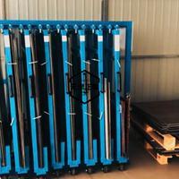 立式存放板材的貨架 板材立式存放架 抽拉式板材貨架