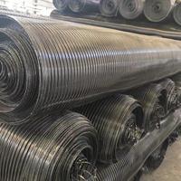 单向拉伸塑料格栅厂家PP和PE材质都可生产