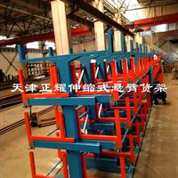 伸縮式懸臂貨架在車間廠房規劃中的作用