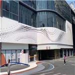 广东艺术冲孔铝单板厂家-造型铝单板-市政工程合作