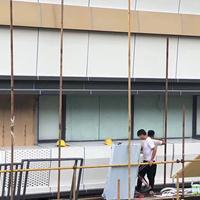 铝单板幕墙吊顶非标板设计风格独特