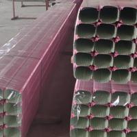 供应彩钢落水管108*144丨彩钢方形落水管高清图片
