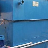 大型洗衣机污水处理设备