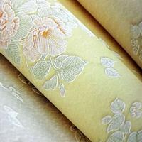 墙布就是墙纸吗?卧室贴什么颜色的壁纸好看?
