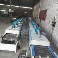 佛山生产研发带式烘干机节能60%红外线烘干炉一年保修