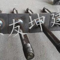 无锡止水螺杆,新型三段式止水螺栓止水片的焊接质量判断-友坤建材