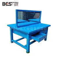 订做钳工桌|重庆钳工实训桌|工作桌生产厂家