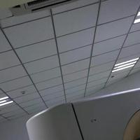 天花岩棉降噪板 吸声吊顶玻纤板 厂家直销 玻纤岩棉吊顶板 吸声板