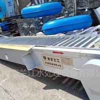 不锈钢材质阶梯格栅除污机 网板式阶梯格栅清渣机 南京格栅机厂家