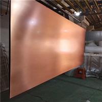 江西氟碳拉丝铝单板-铜色拉丝铝单板-建筑目前装修建材