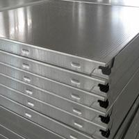 优质铝天花制造商 兴旺装饰铝扣板吊顶